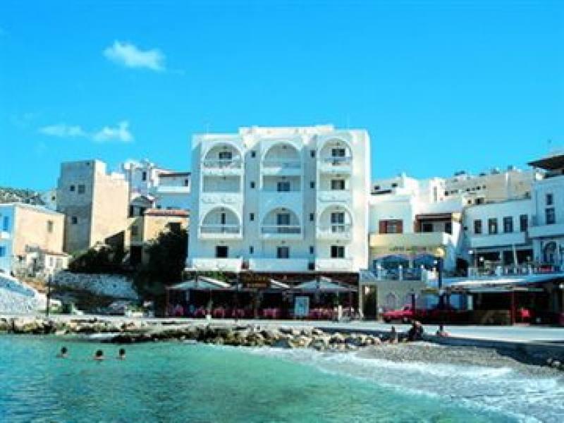 Appartementen Manos Plaza - Pigadia - Karpathos